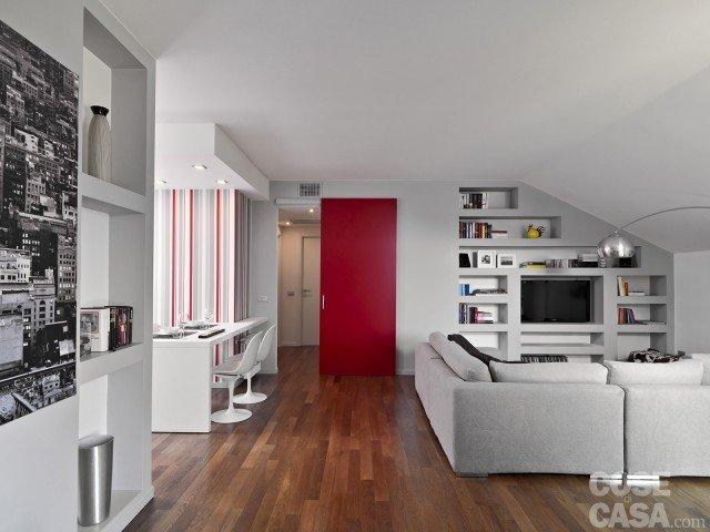 Vivere in mansarda nuovo look per la casa sottotetto for Illuminazione mondo convenienza