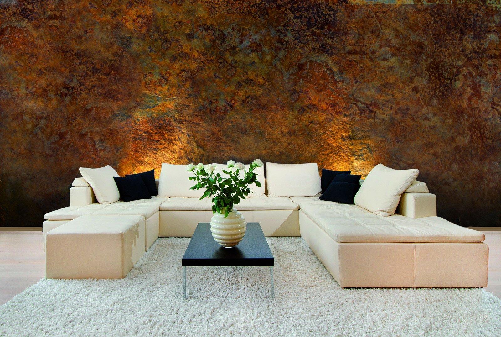 Pitture e finiture speciali per cambiare look alla stanza for Pitture murali interni