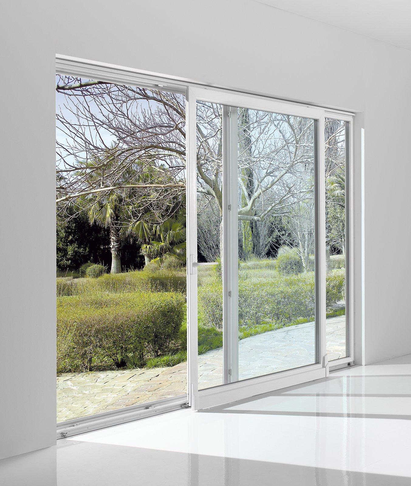 Porte e finestre di sicurezza casa protetta anche durante for Infissi esterni in alluminio prezzi