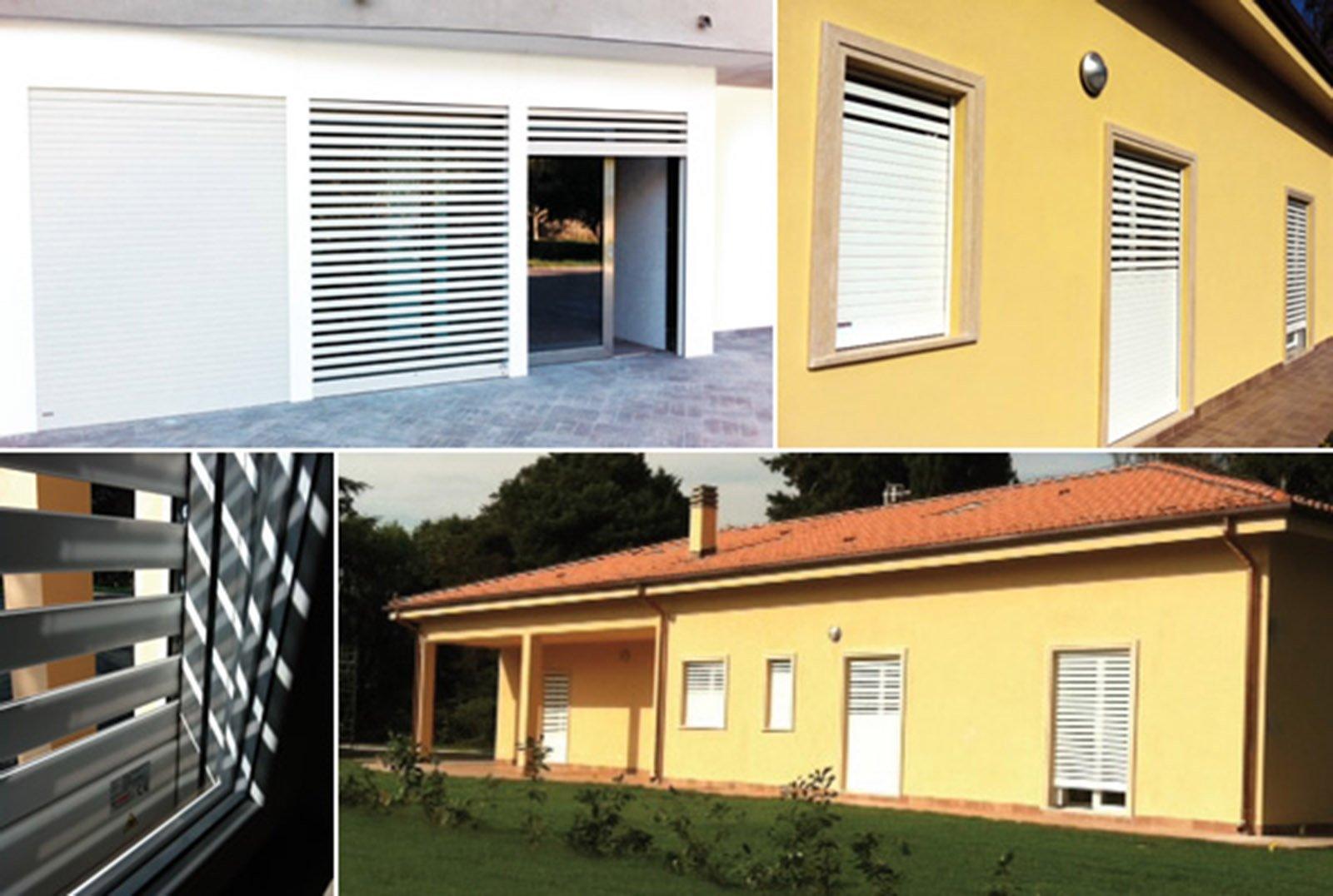 Tapparelle per aumentare sicurezza cose di casa - Serrande avvolgibili per finestre ...