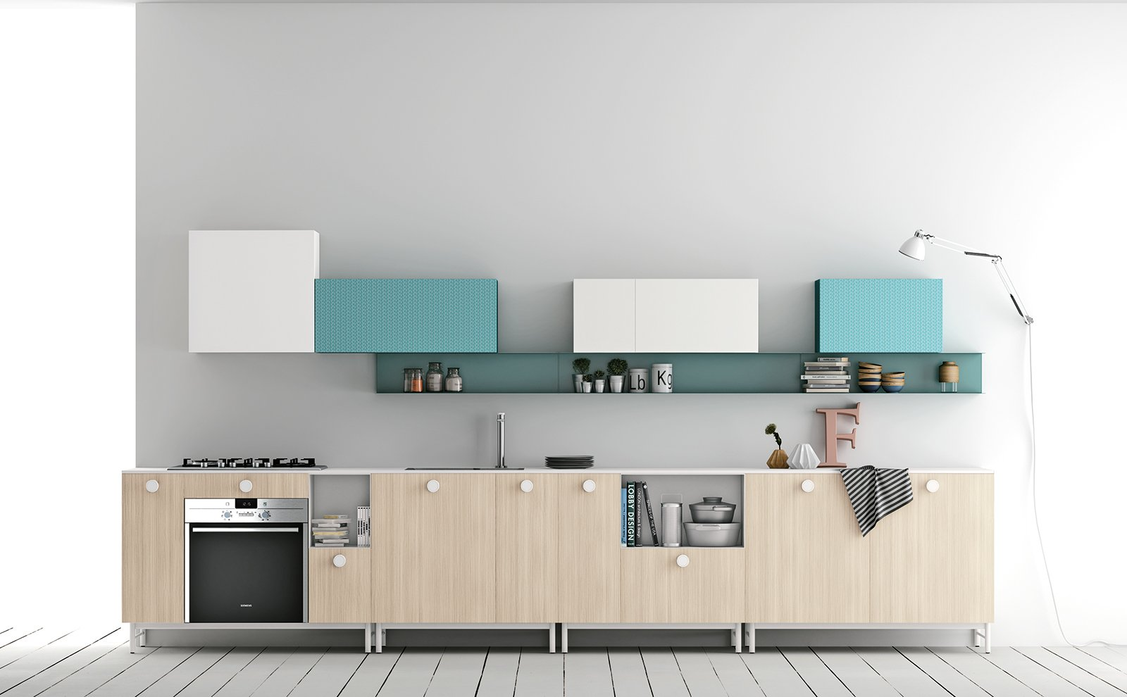 Awesome Moduli Per Cucina Componibile Pictures - Skilifts.us ...