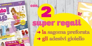 Fate come me! Il magazine for creative girls