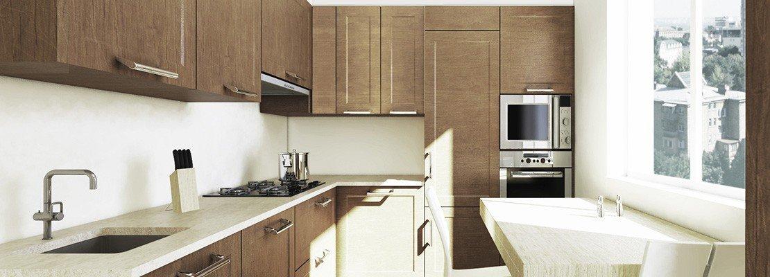 Arredare la cucina con dispensa e vano ripostiglio for Piani di casa con a piedi in dispensa