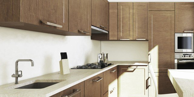 Arredare la cucina con dispensa e vano-ripostiglio nascosto