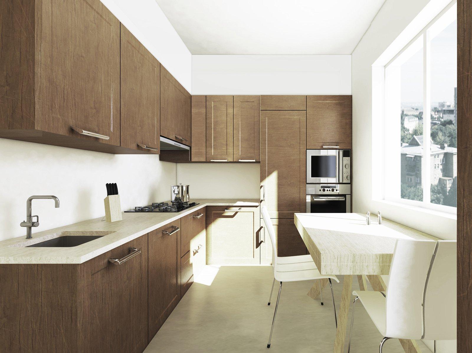 Arredare la cucina con dispensa e vano ripostiglio - Cucine con angolo dispensa ...