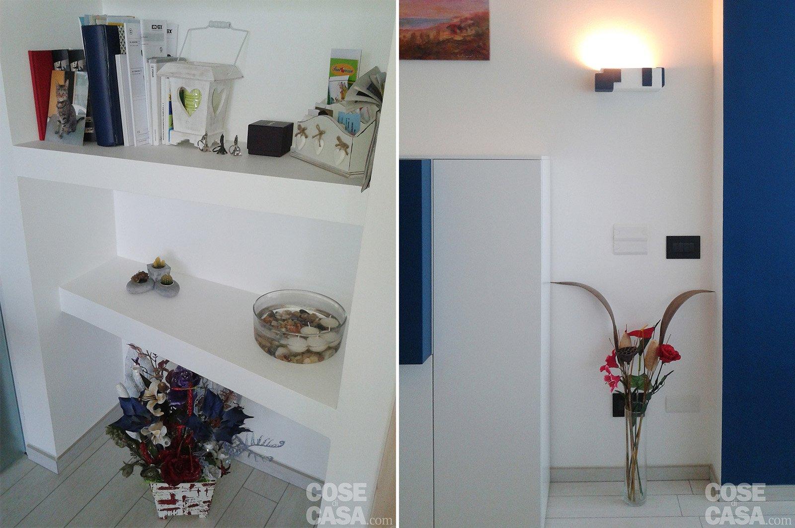 Una casa con giochi di luce soluzioni d 39 arredamento e for Cartongesso leroy