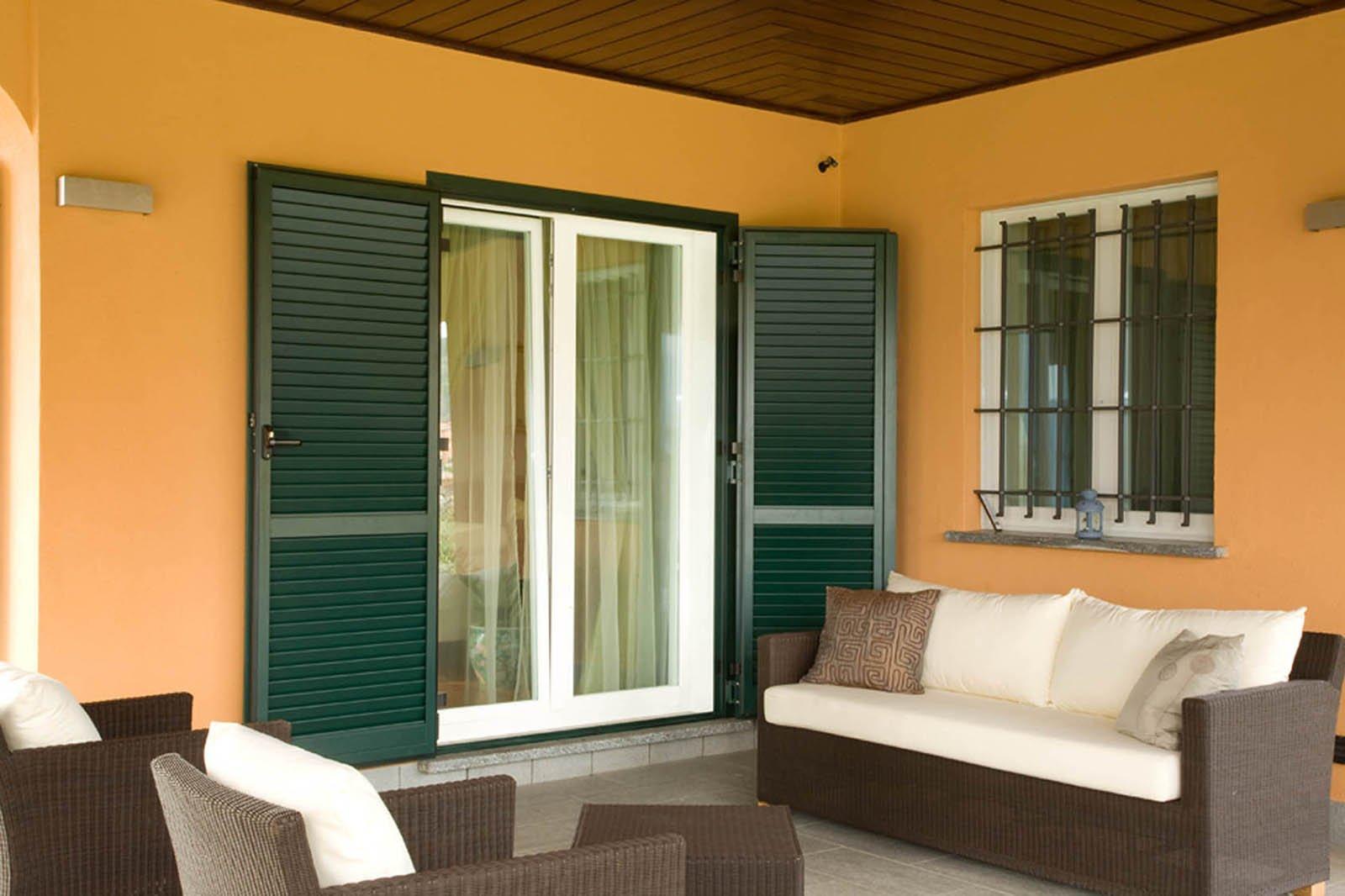 Serramenti persiane in sicurezza cose di casa - La casa con le finestre che ridono ...