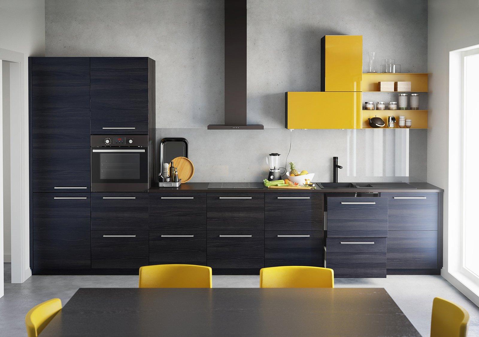 Nuove cucine Con maniglia protagonista  Cose di Casa