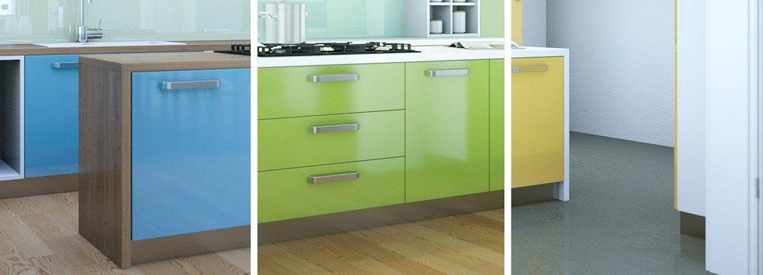 Top cucina ceramica rinnovare top cucina - Cambiare colore cucina ...