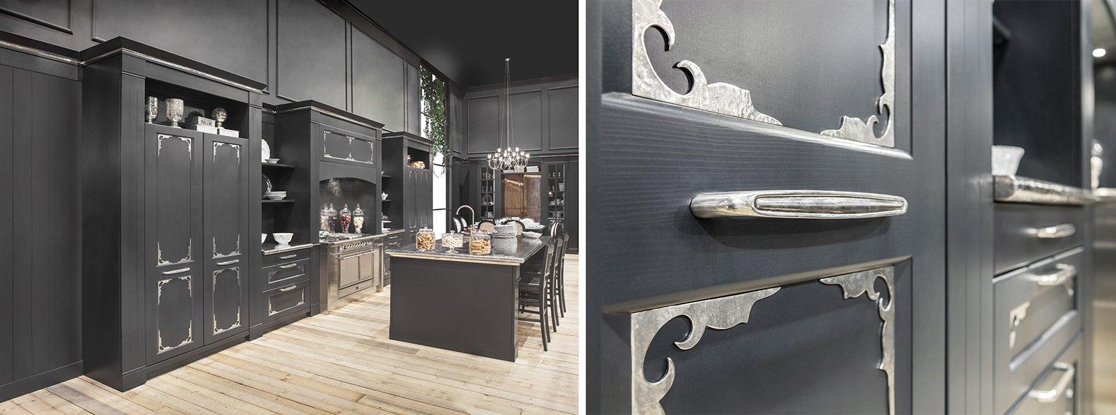 Cucine decorate per un ambiente originale e vivace cose di casa - Ante per cucina prezzi ...