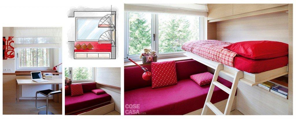 57 mq: una casa con stanze trasformabili   cose di casa