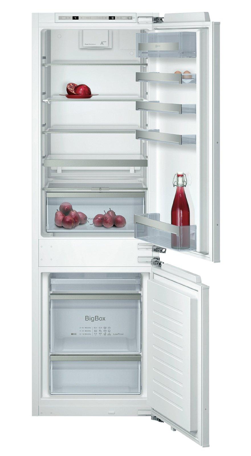 Frigoriferi con scomparti e temperature per i diversi alimenti cose di casa - Temperatura frigo casa ...