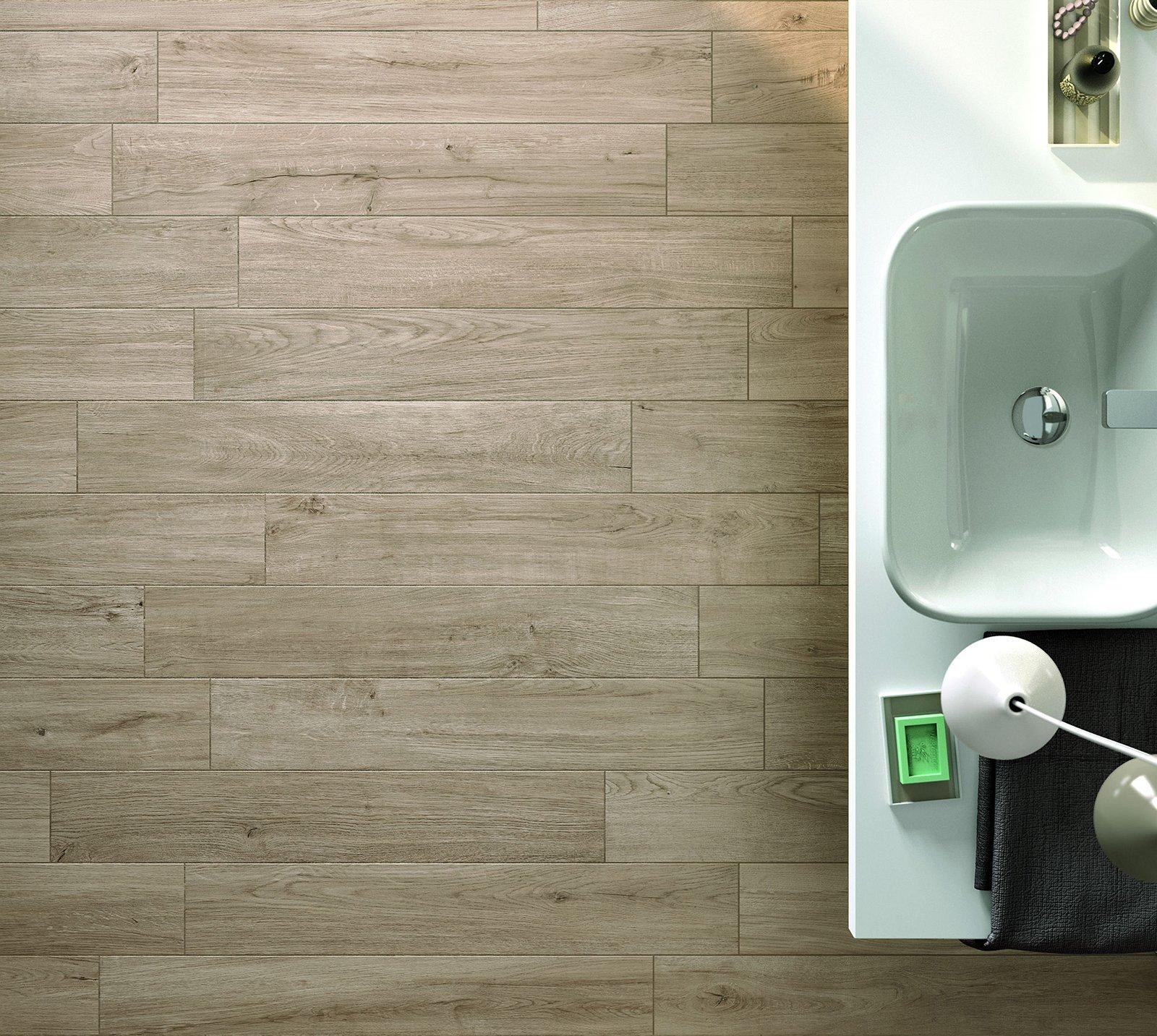 pavimenti per il bagno dal travertino al gres