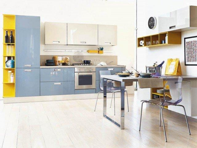 In cucina i vani a giorno fanno tendenza cose di casa - Ricci casa cucine ...