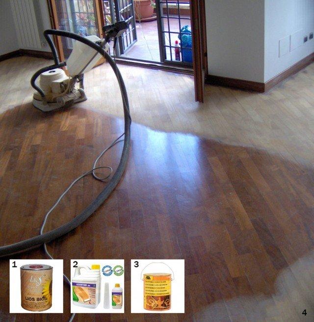 Parquet lamatura o levigatura per rinnovarlo cose di casa for Cera per parquet