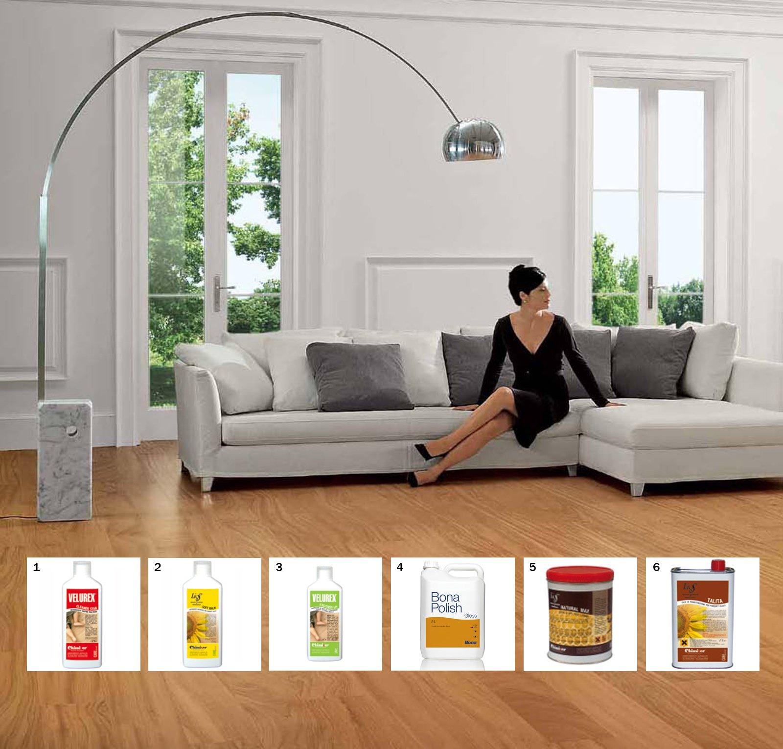 Casabook Immobiliare: Parquet: manutenzione e pulizia per mantenerlo bello