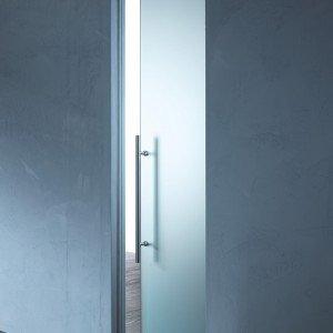 Porte scorrevoli in vetro. A scomparsa o esterno muro - Cose di Casa