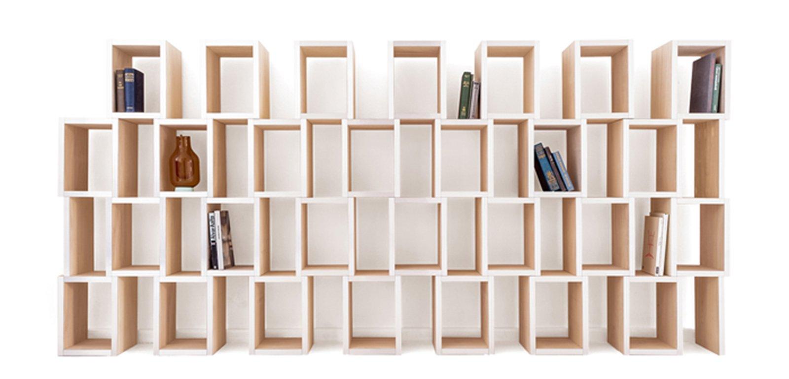Librerie passanti, anche per dividere lo spazio - Cose di Casa