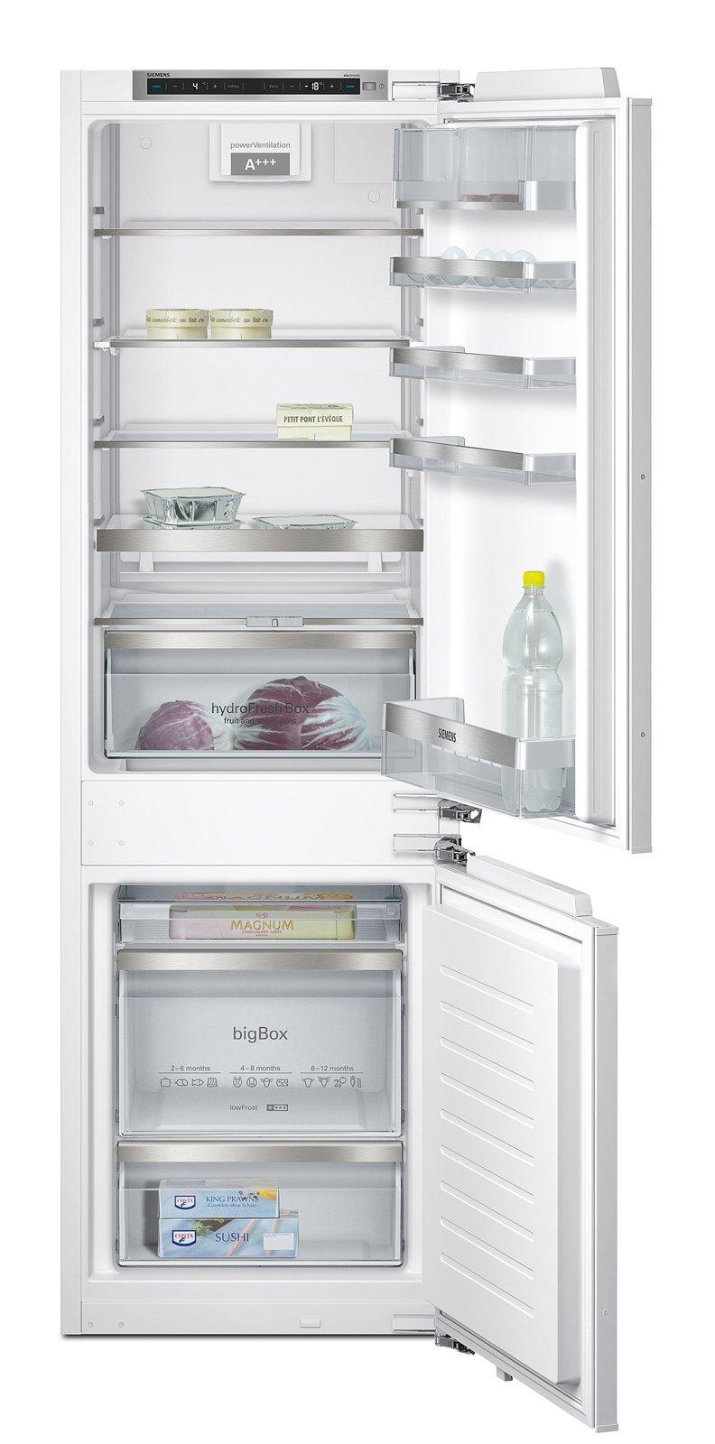 frigoriferi con scomparti e temperature per i diversi alimenti cose di casa. Black Bedroom Furniture Sets. Home Design Ideas
