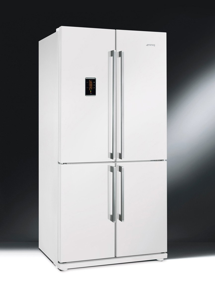 Frigoriferi con scomparti e temperature per i diversi for Sharp frigoriferi 4 porte