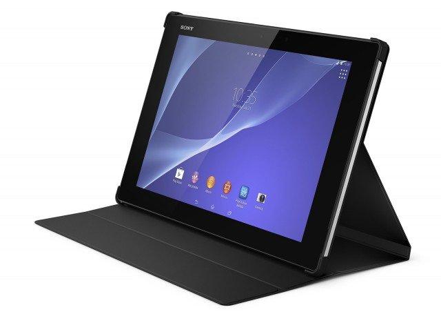 sony-Z2_Black cover-tablet