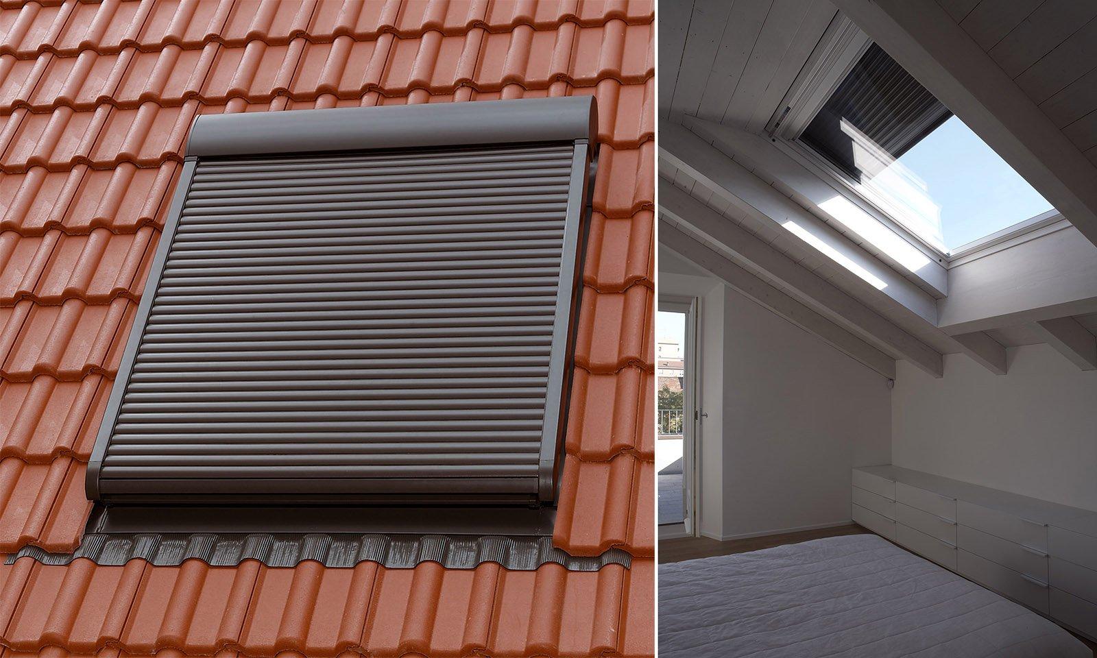 Prezzi tapparelle elettriche velux terminali antivento - Dimensioni finestre velux ...