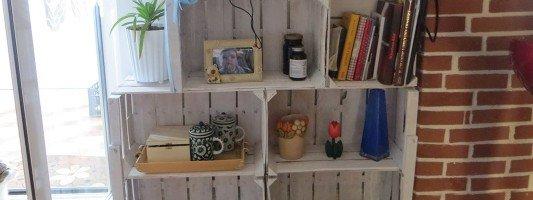 Fai da te decorare e abbellire cose di casa tattoo - Mobiletti in legno ...
