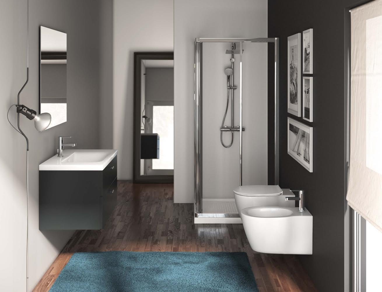 Da ideal standard le soluzioni bagno per tutte le esigenze cose di casa - Box doccia misure standard ...