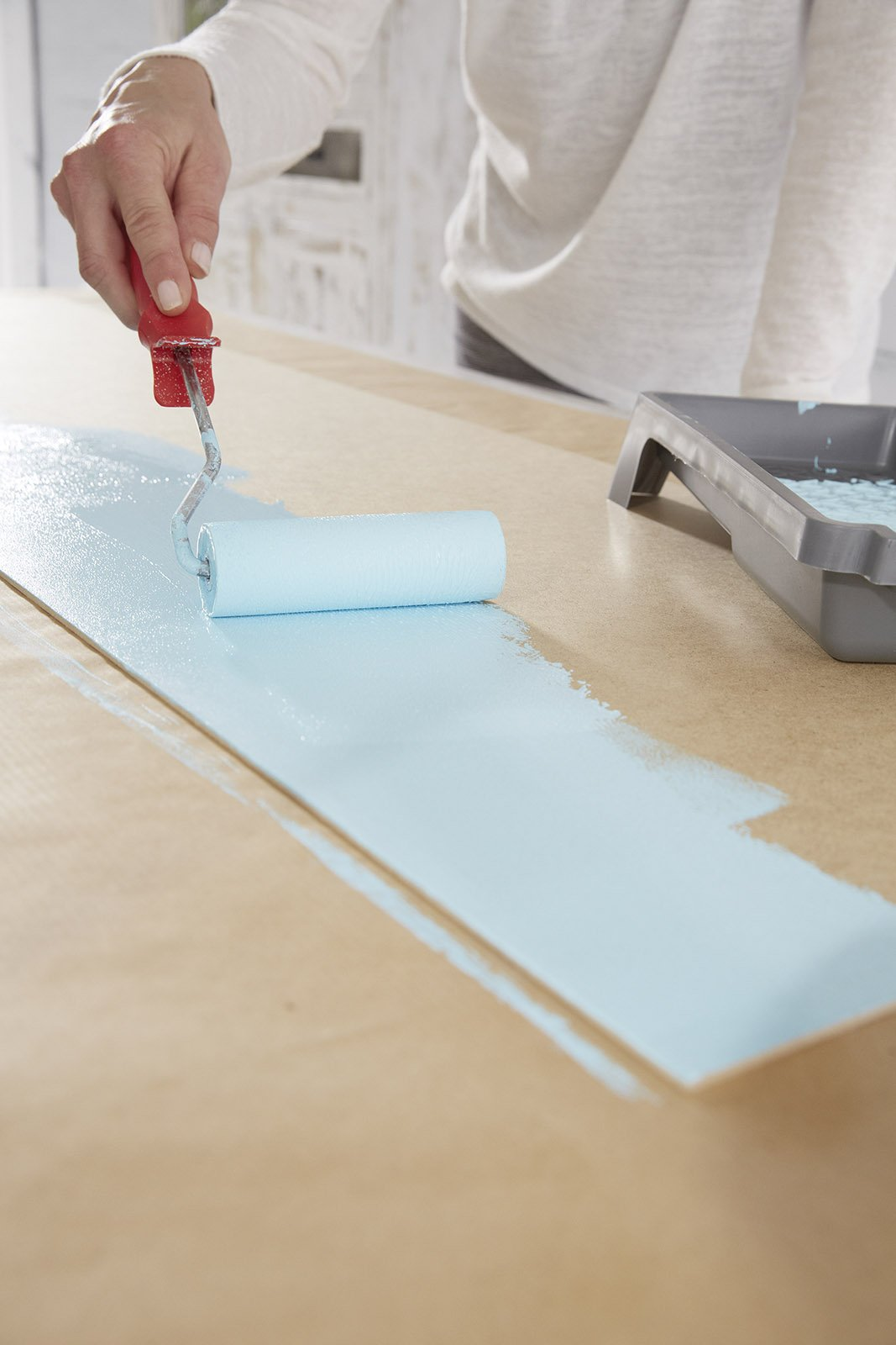 Personalizzare i mobili della camera dei bambini cose di casa - Dipingere mobili legno ...