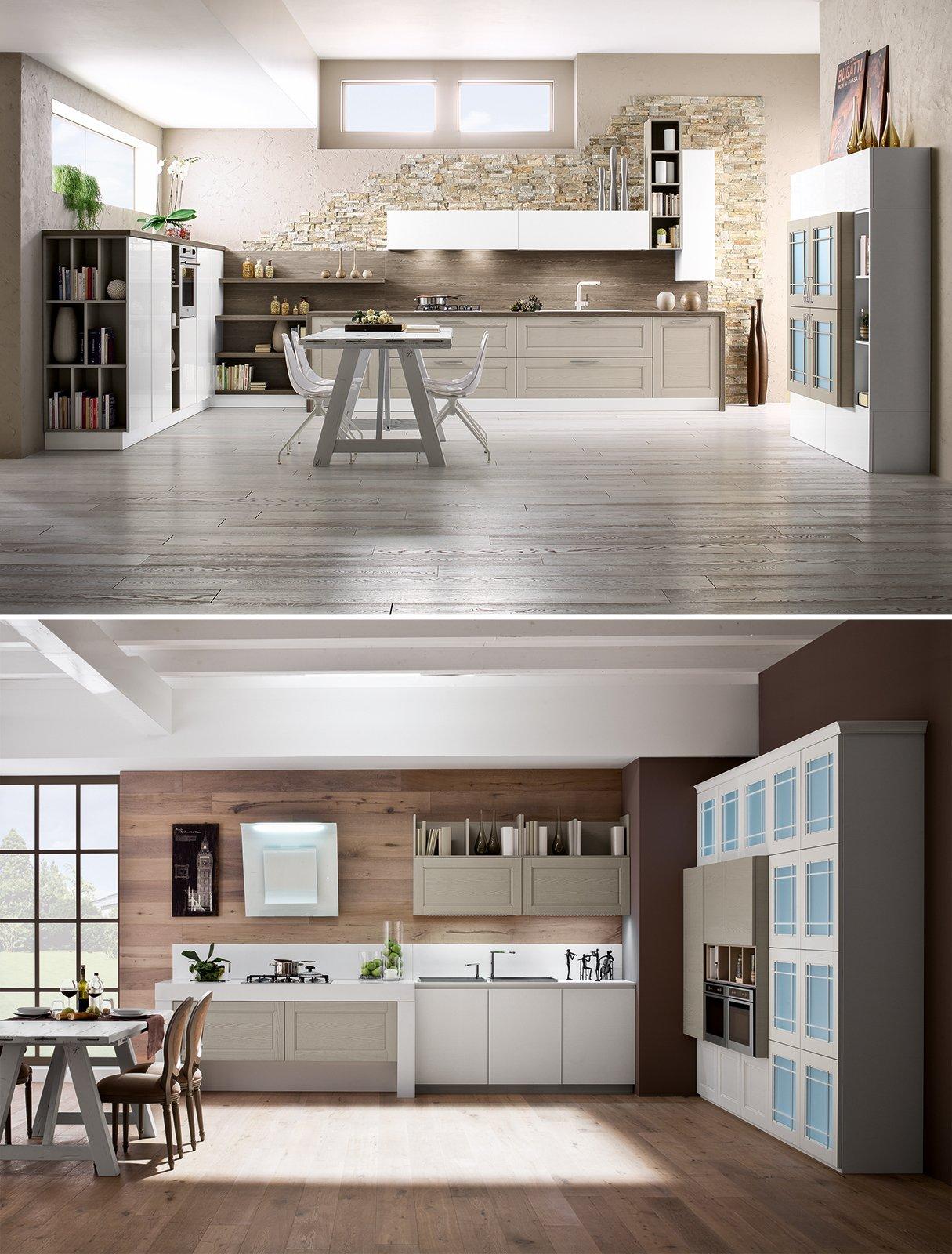 prima casa, prima cucina: modelli di design a prezzo