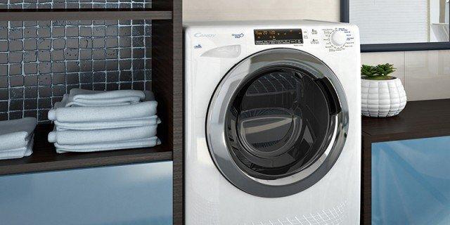 Lavatrici piccole salvaspazio in larghezza profondit o for Lavatrici poco profonde