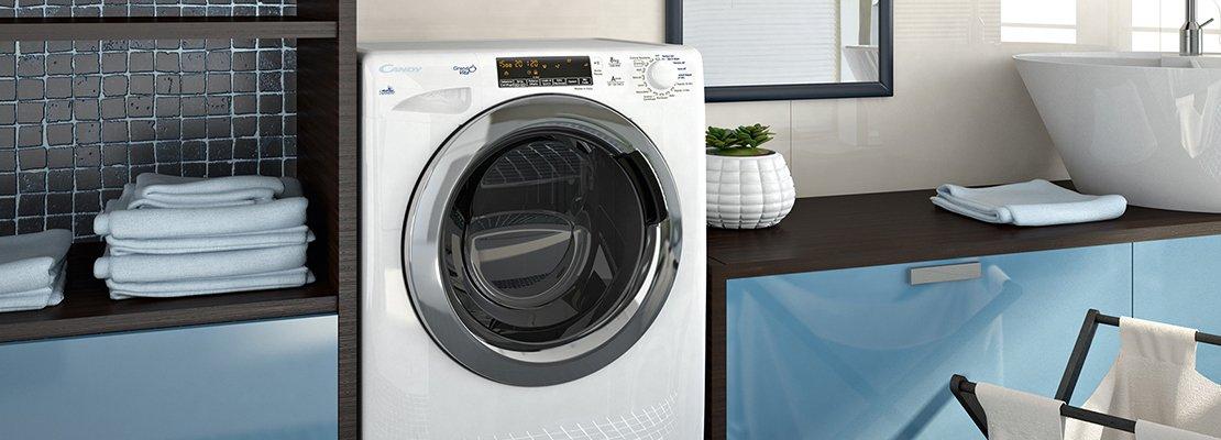 Lavatrici piccole salvaspazio in larghezza profondit o - Altezza parapetti finestre normativa ...
