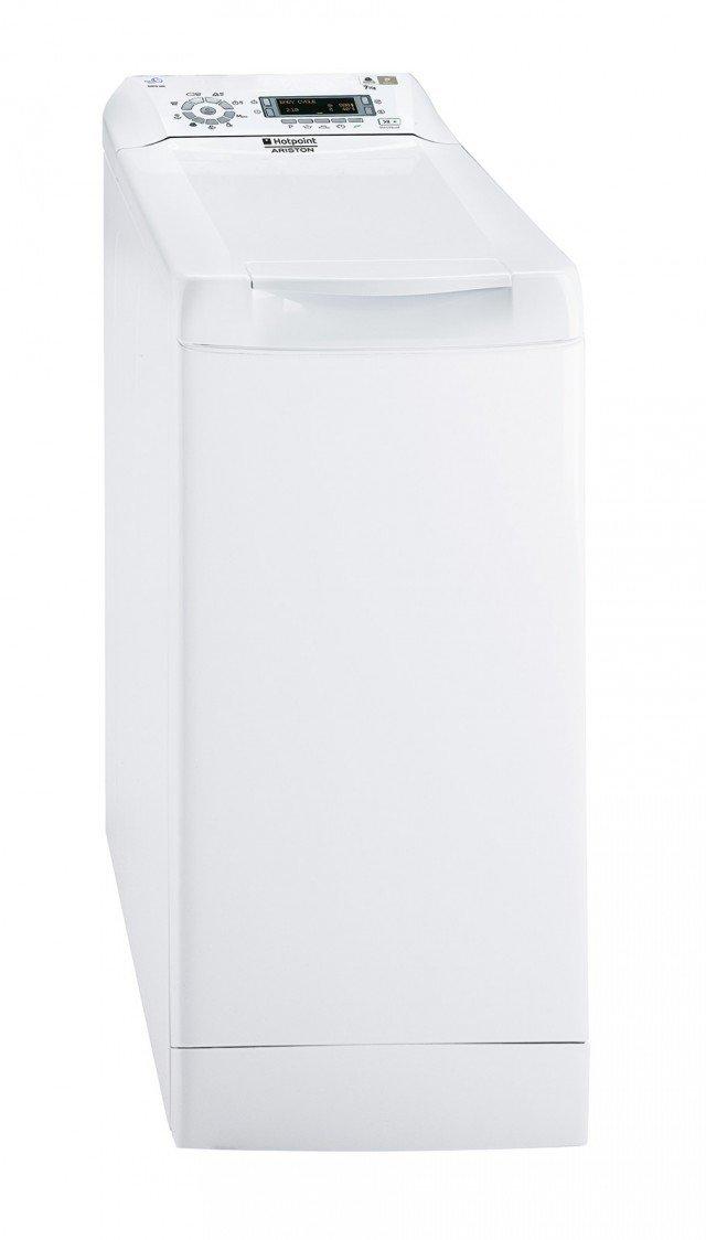La Lavatrice A Carica Dallu0027alto ECOT7D 1492 (EU) Di Hotpoint Ariston Ha Una  Capacità Di Carico Di 7 Kg E Un Display LCD Con Funzione Memo Che Permette  Di ...