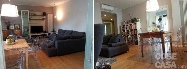 Una casa attualissima rinnovata contenendo i costi cose for Case arredate ikea