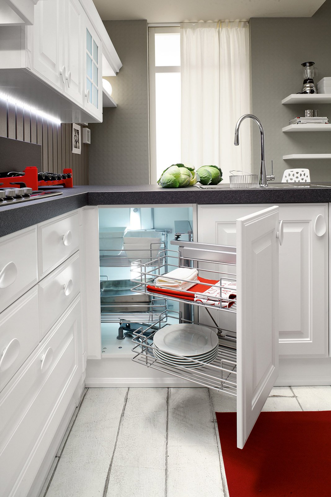Cucina la luce nel punto giusto cose di casa - Ikea illuminazione sottopensile cucina ...