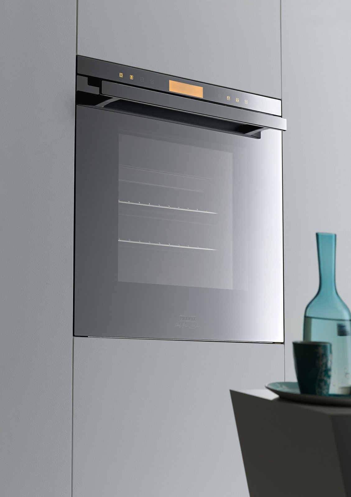 Forni per cotture contemporanee senza commistione di aromi - Forni elettrici professionali per casa ...