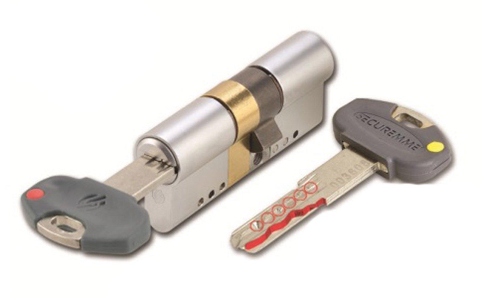 Serrature di sicurezza cose di casa - Cambiare serratura porta ingresso ...