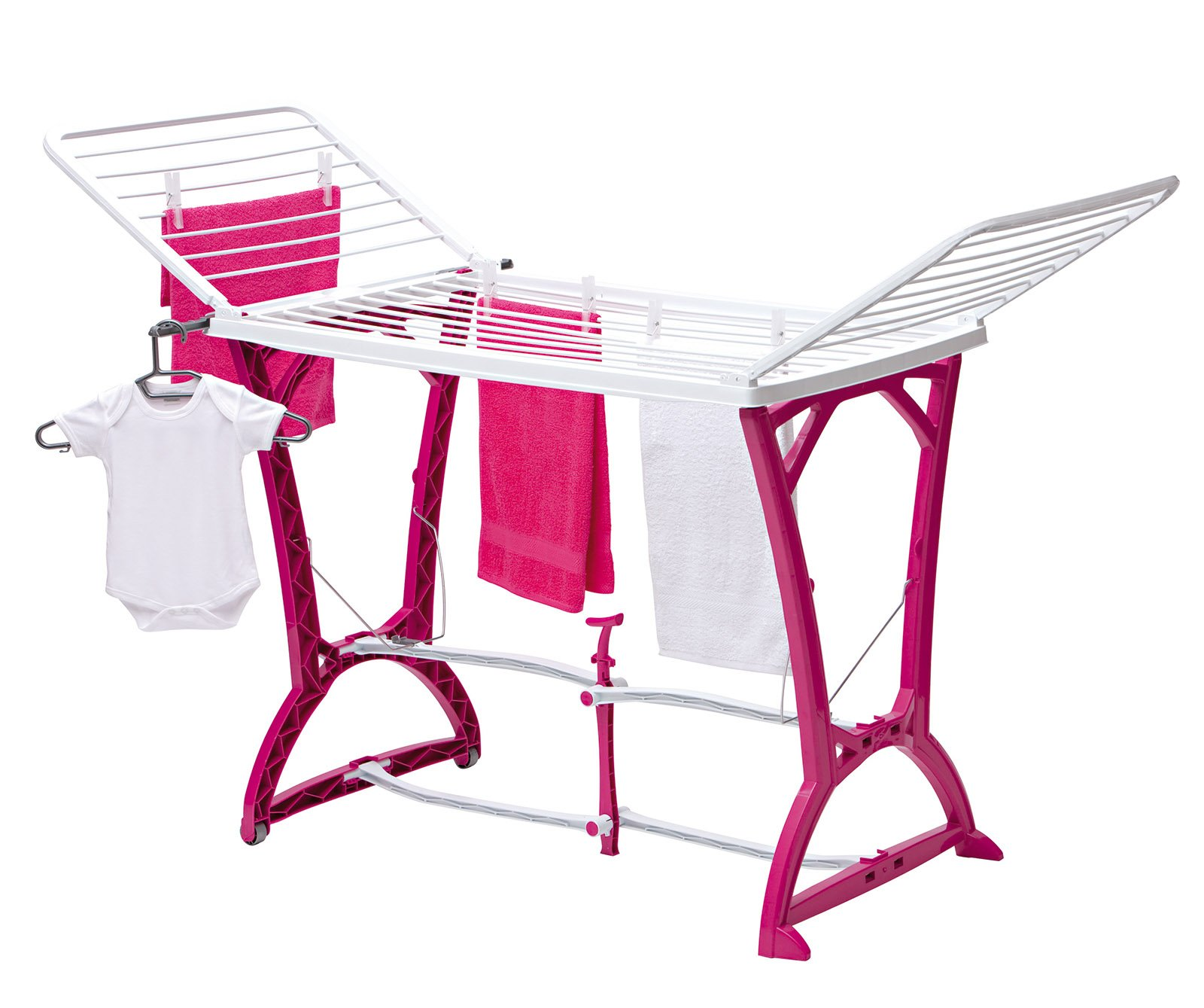 La lavanderia uno spazio per nascondere lavatrice e for Stendipanni ikea