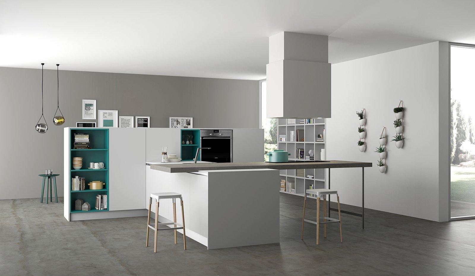 Cucine funzionalit al primo prezzo cose di casa - Cucine salone del mobile 2017 ...