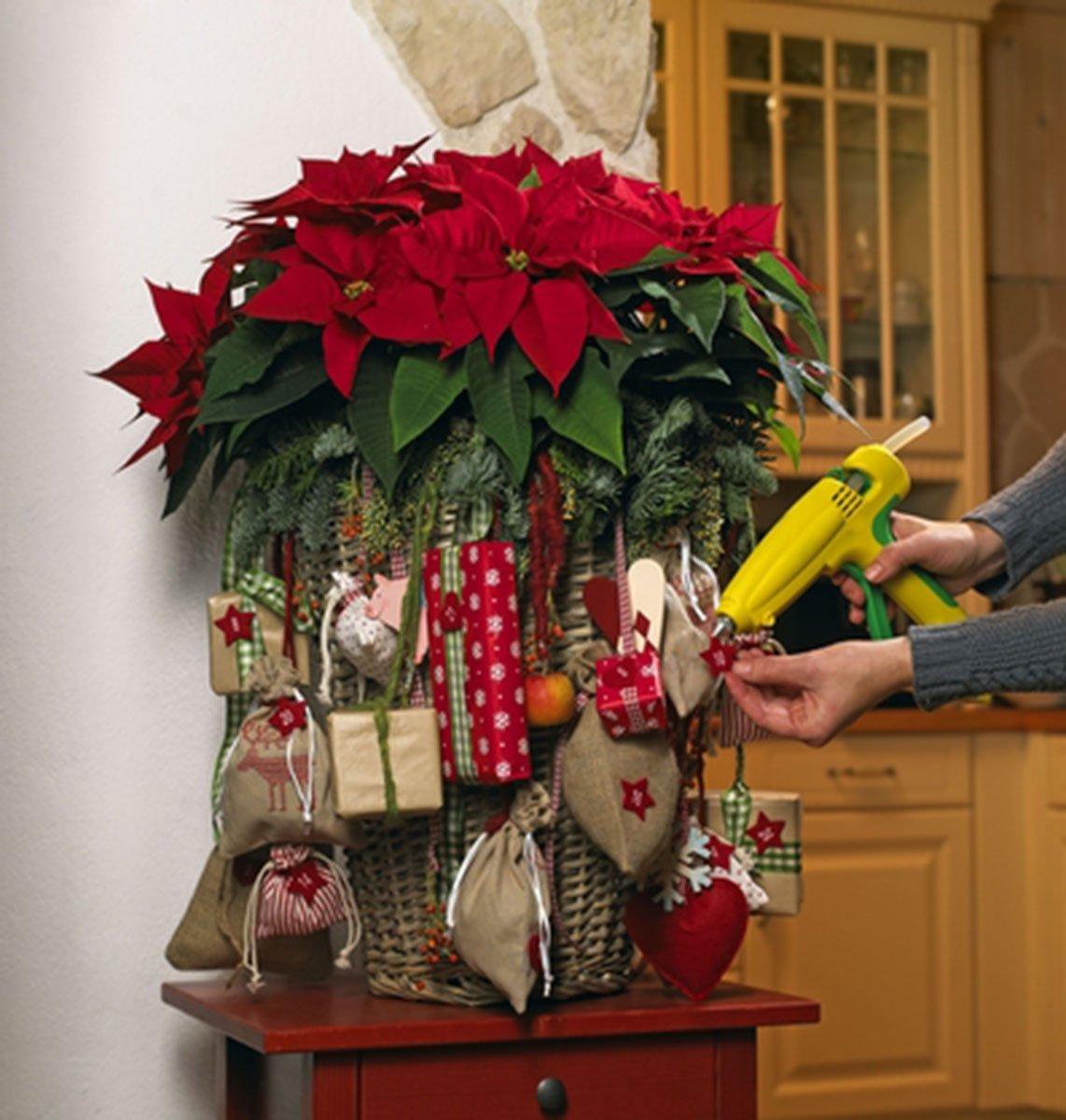 abbastanza Stella di Natale per il calendario dell'Avvento fai da te - Cose  NX46