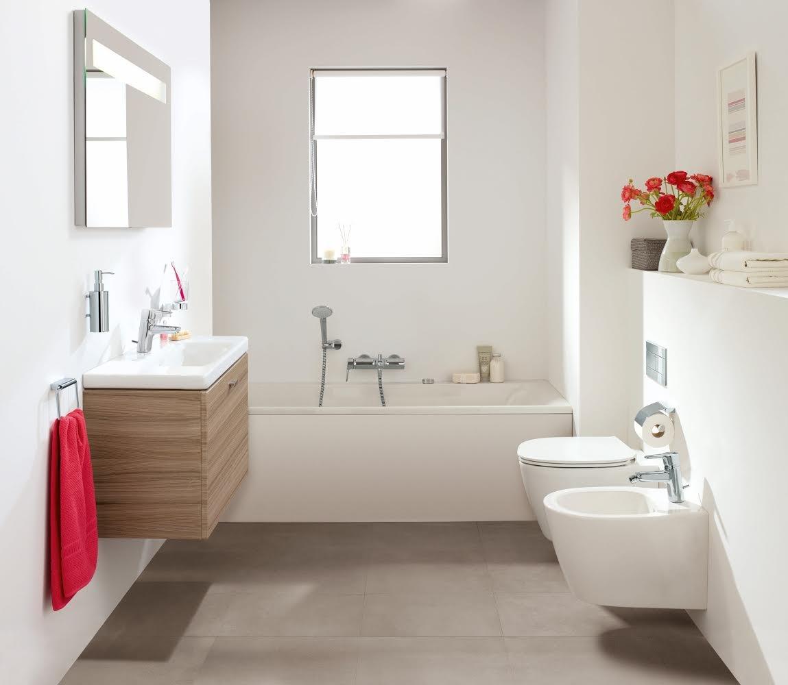 Da ideal standard le soluzioni bagno per tutte le esigenze cose di casa - Sanitari bagno misure ridotte ...