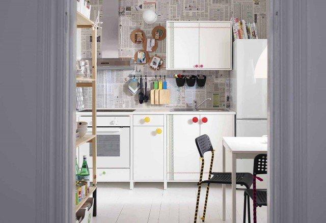Cucine funzionalit al primo prezzo cose di casa - Cucine in acciaio ikea ...