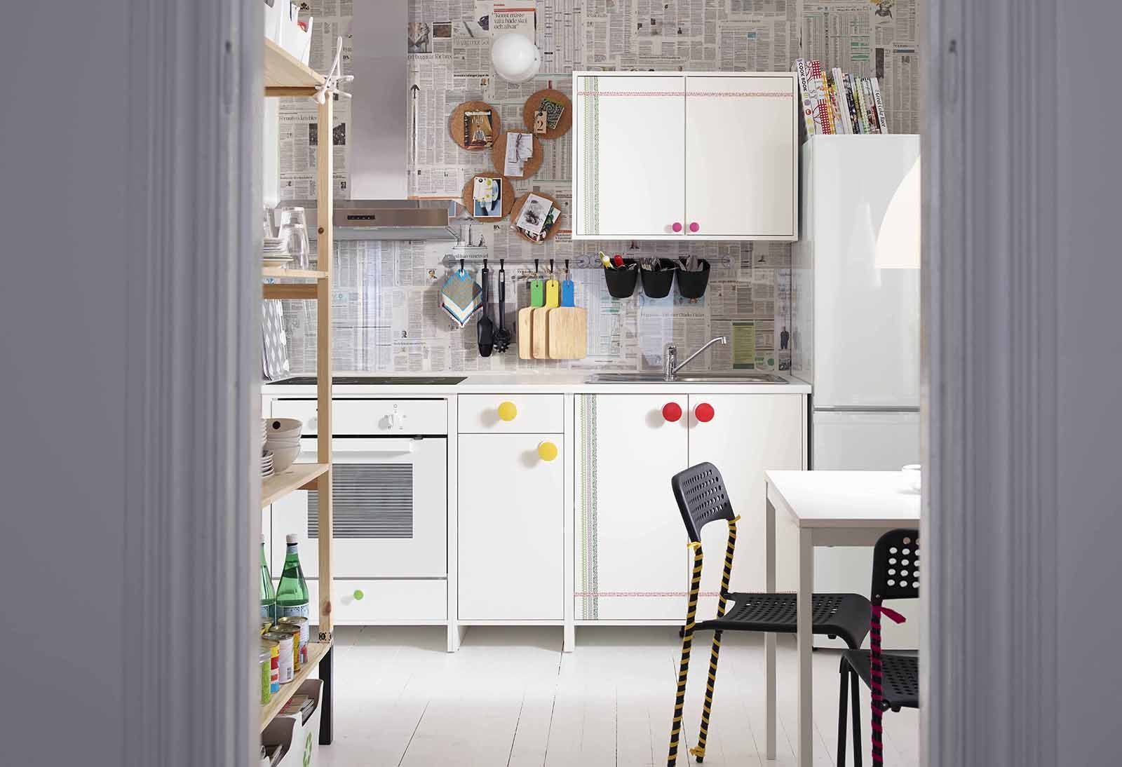 Beautiful Cucina Classica Ikea Photos - bakeroffroad.us ...
