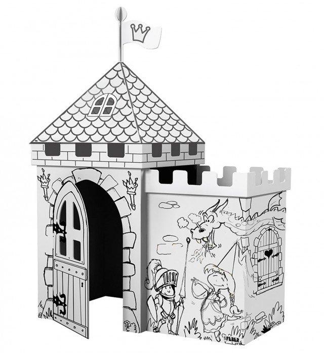 8Feber-DipingiIlTuoCastello-castello-cartone-regali-natale