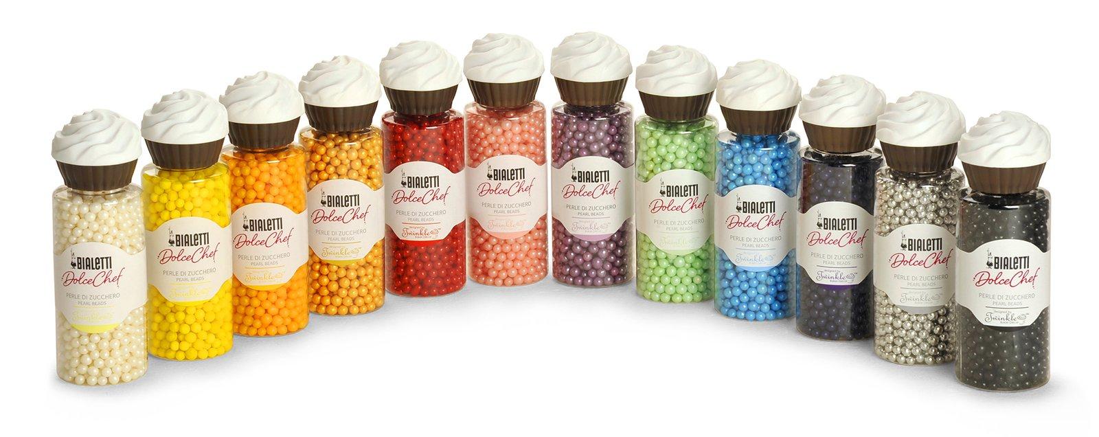 8bialetti perle di zucchero decorazioni cose di casa - Oggettistica per cucina ...