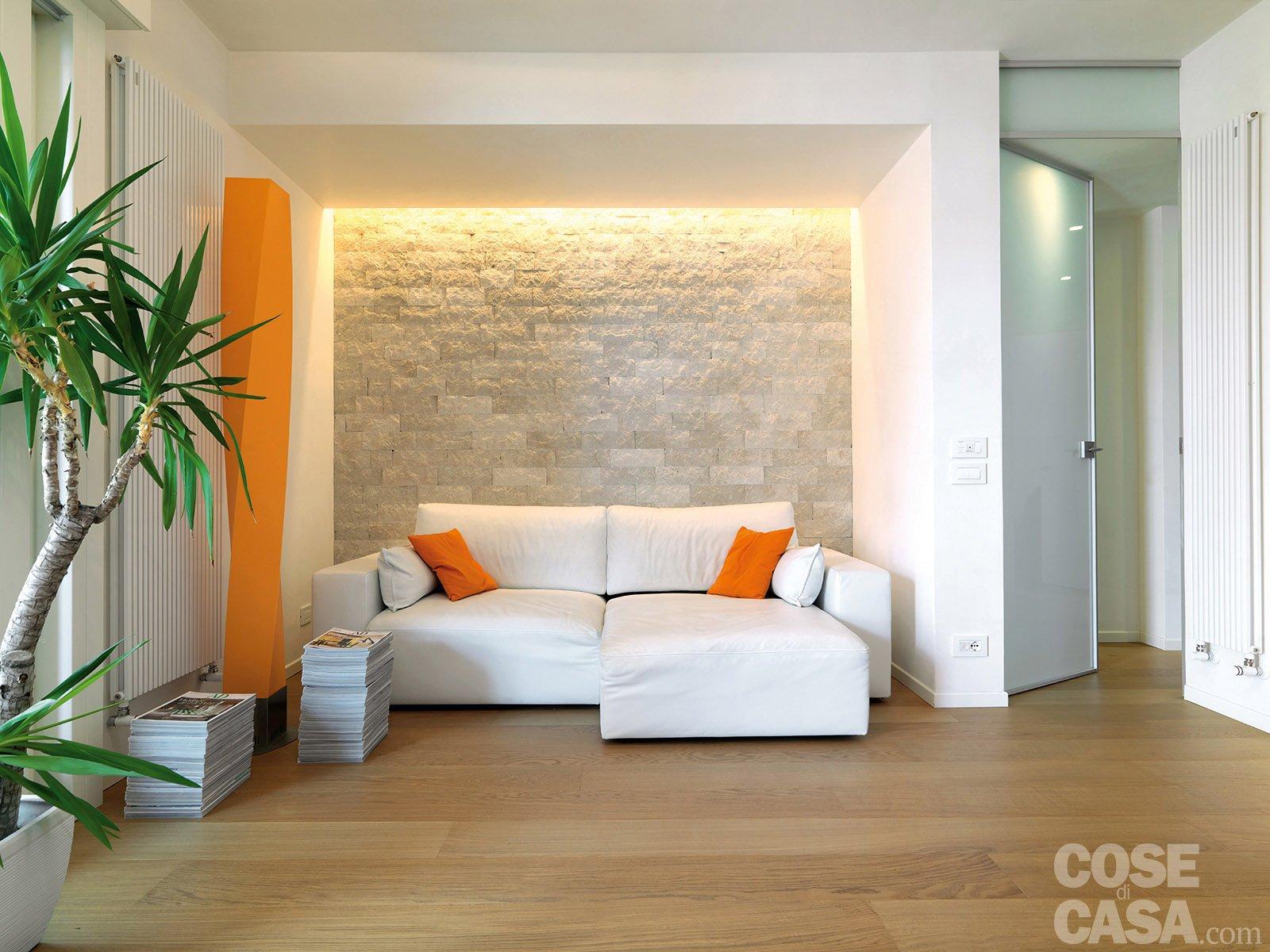 Casabook Immobiliare: Una casa con ambienti ridisegnati