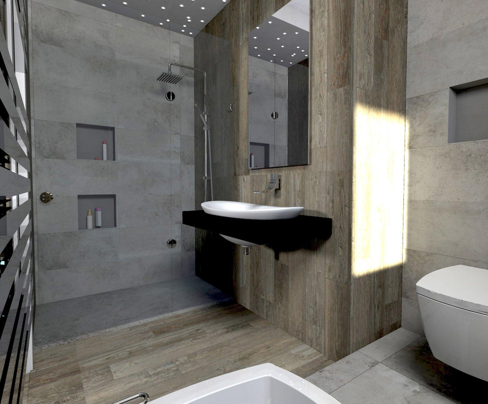 Ricavare un ripostiglio e contenere di pi cose di casa for Bagno con doccia