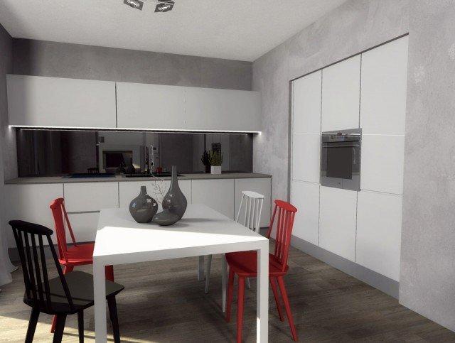 Ricavare un ripostiglio e contenere di pi cose di casa - Loredana in cucina ...