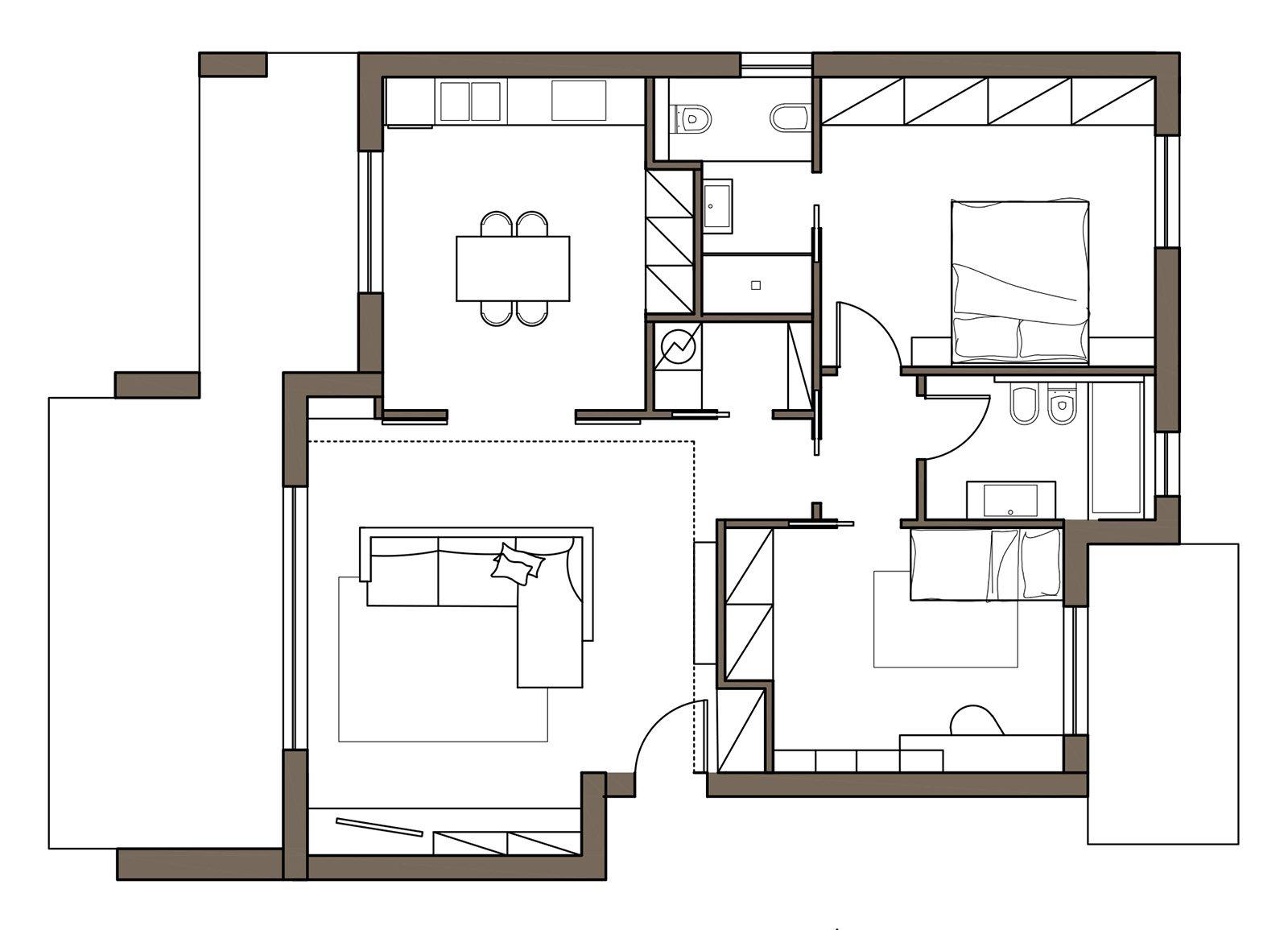 Ricavare un ripostiglio e contenere di pi cose di casa for Progetti di casa sollevati