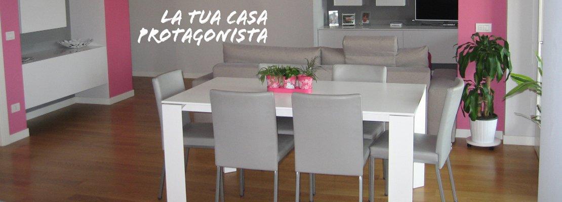 Una casa progettata per le esigenze di cinque persone for Arredare appartamento 100 mq